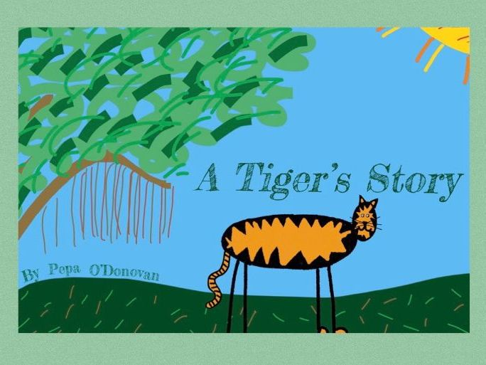 A Tiger´s Story Sustainability Project