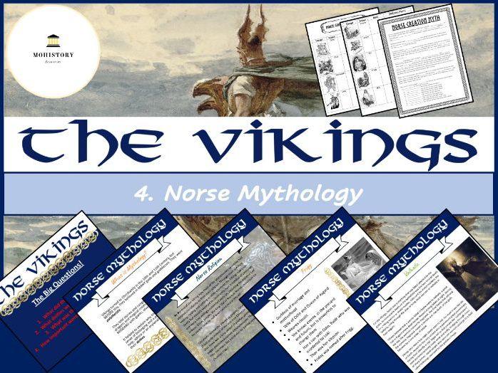 Vikings! - 4. Norse Mythology