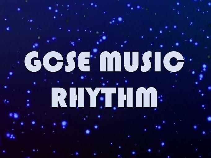 GCSE Music - Rhythm