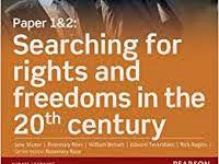 Revision and Admin bundle for Edexcel USA In search of Rights and Freedoms A level