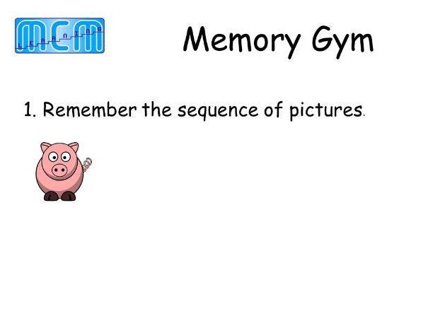 Memory Gym