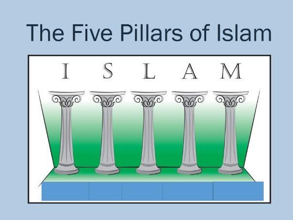KS3 Islam - Five Pillars