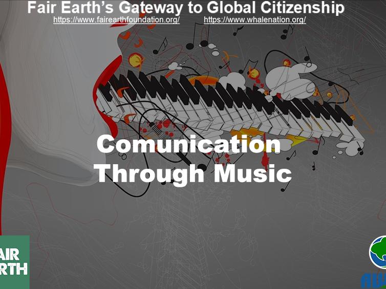 Communication & Music - Fair Earth Resources