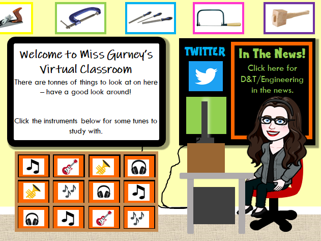 PowerPoint Virtual Classroom Resource