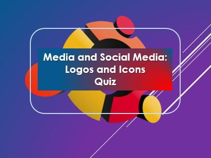 Tutor Time: Media and Social Media: Logos and Icons: Quiz