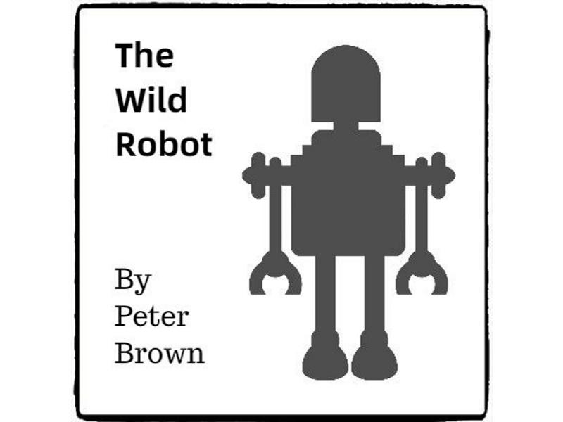 The Wild Robot - (Reed Novel Studies)