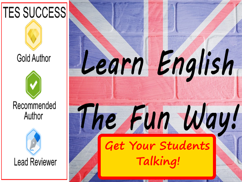 Learning English The Fun Way! - Bundle