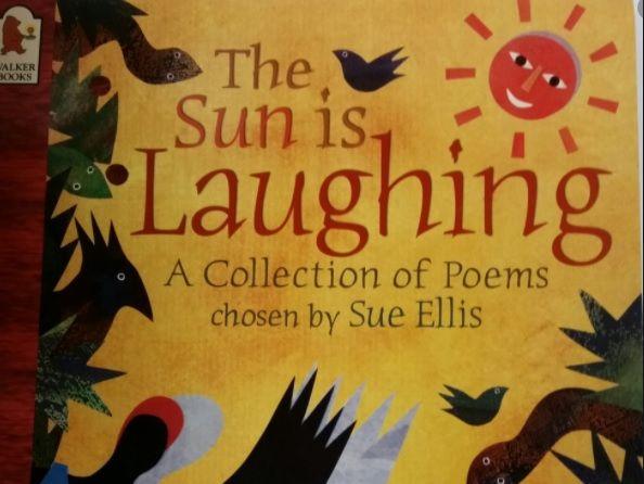 The Sun is Laughing (Poetry) - Sue Ellis Plans PoR