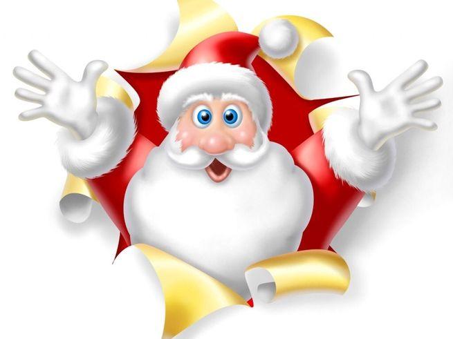 Christmas - Secret Santa Letter!