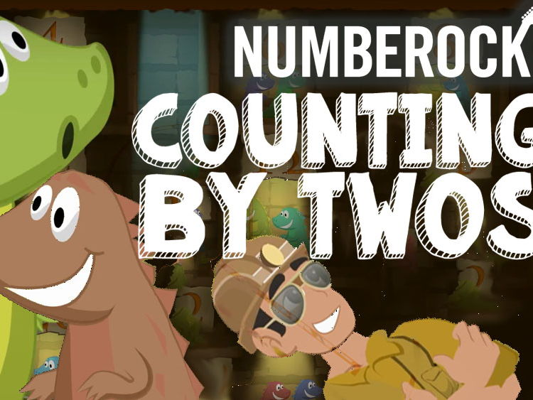 Skip Counting by 2s Song: KS1 Maths