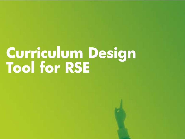 RSE Curriculum Design Tool
