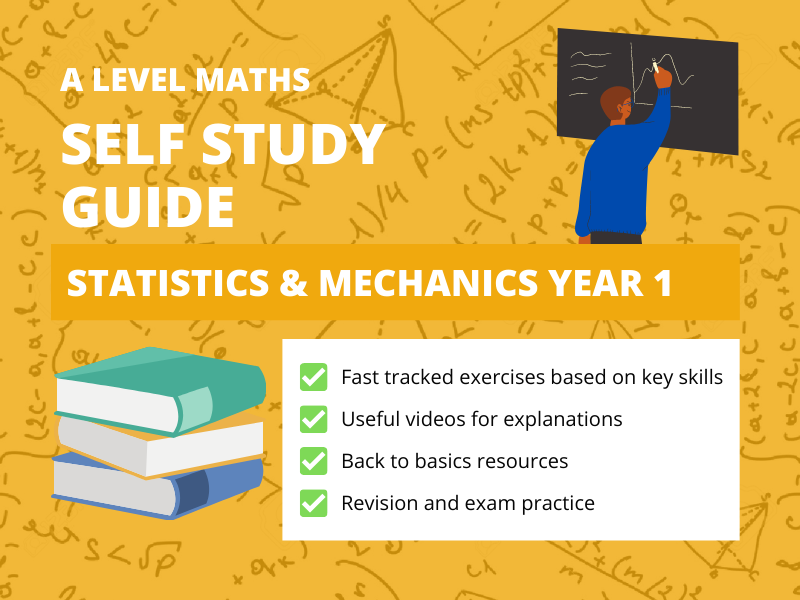 A Level Maths Applied 1 Self Study Guide