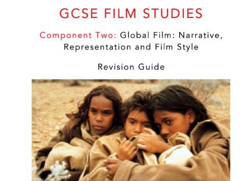 WJEC Eduqas GCSE FILM STUDIES RABBIT PROOF FENCE (NOYCE, 2002) STUDY BOOK