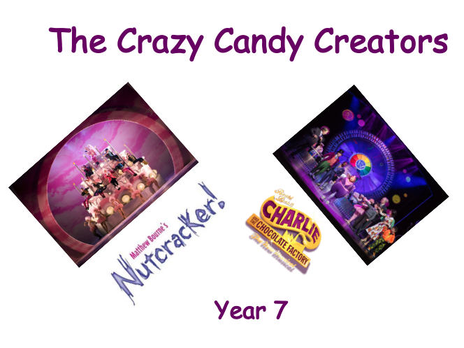 Y7 The Crazy Candy Creators