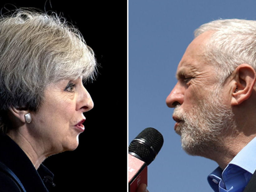 May & Corbyn - Political Rhetoric Analysis - Great for GCSE Language Analysis