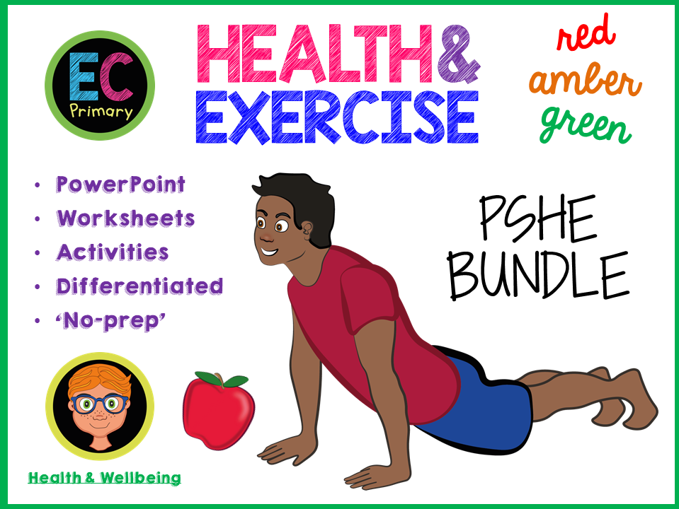 Health and Exercise KS2 PSHE