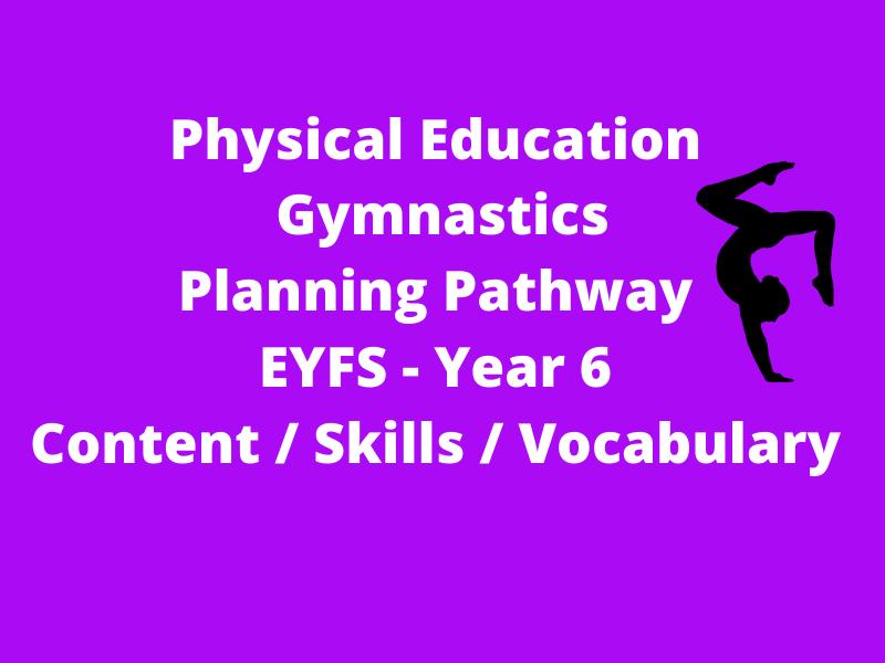 Gymnastics Planning Pathway