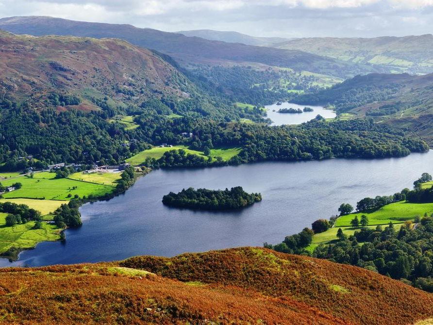 UK Landscapes Challenge