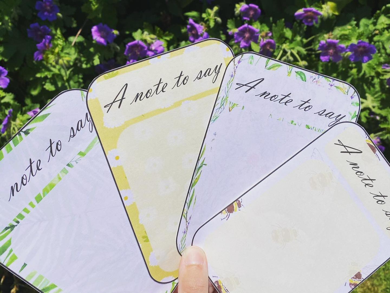 Positive Praise Notes