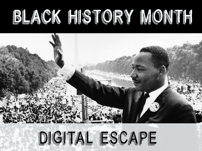 Digital Escape Game - Black History Month