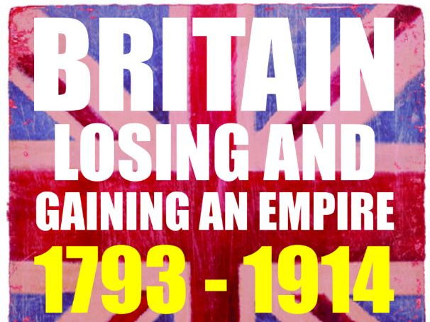 Gaining and Losing an Empire -  'The Rise and Fall of British Naval Mastery' Paul Kennedy - Chp 7