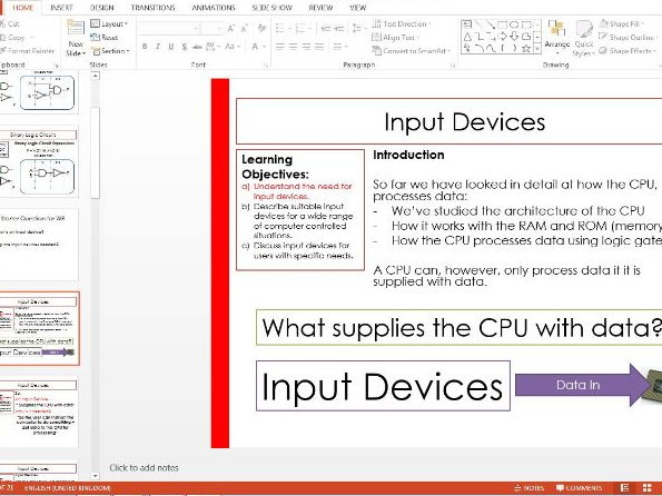 Computing - Input devices