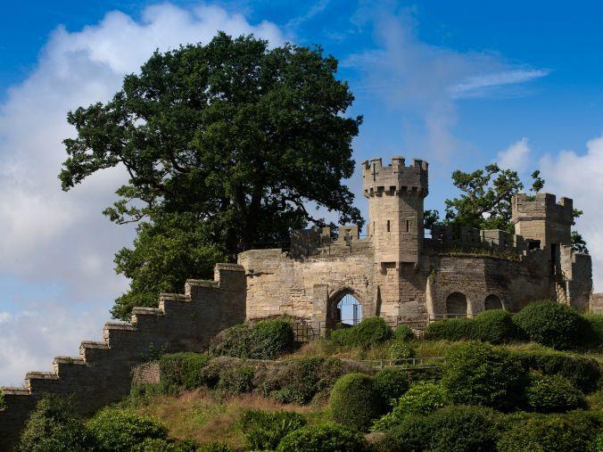 Motte & Bailey Castles by Warwick Castle