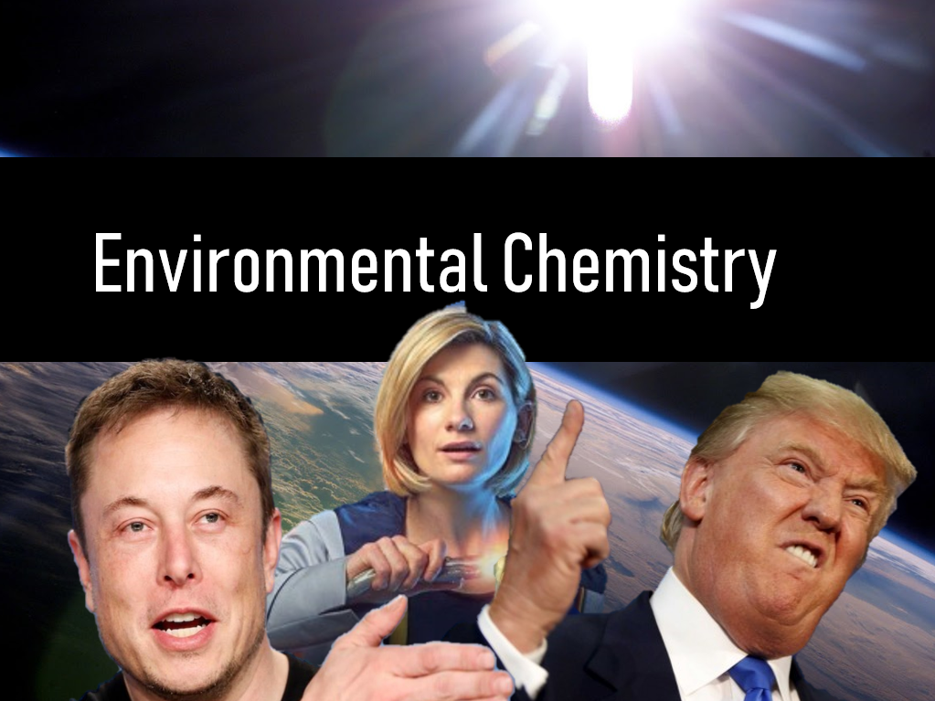 Environmental chemistry (KS3)