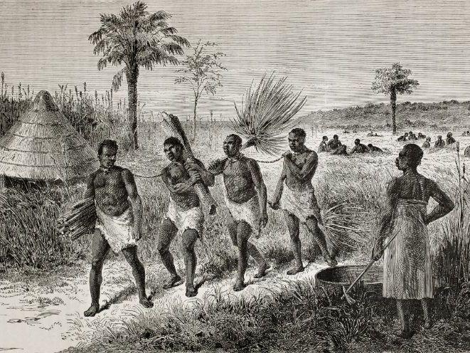 Slavery - Bundle of 5 lessons