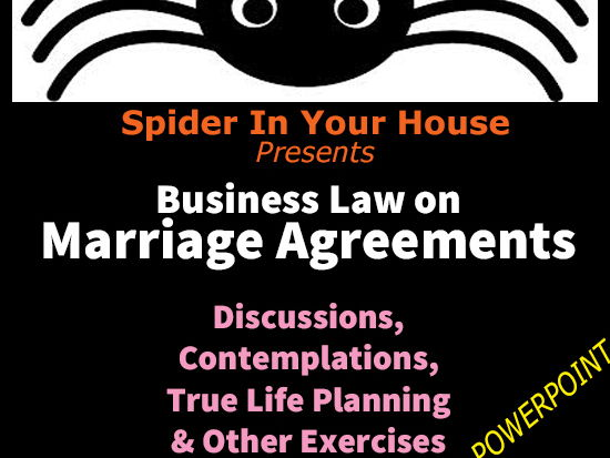 ETHICS CIVICS Business Law: Marriage Contracts> *Discussions *Activities! (Powerpoint)