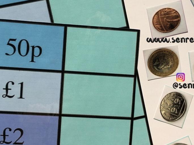 Maths Task 'Money'