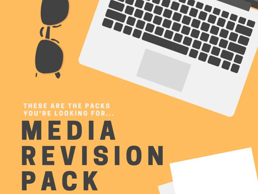 Media BTEC LvL 2 Unit 1 Exam Revision Pack