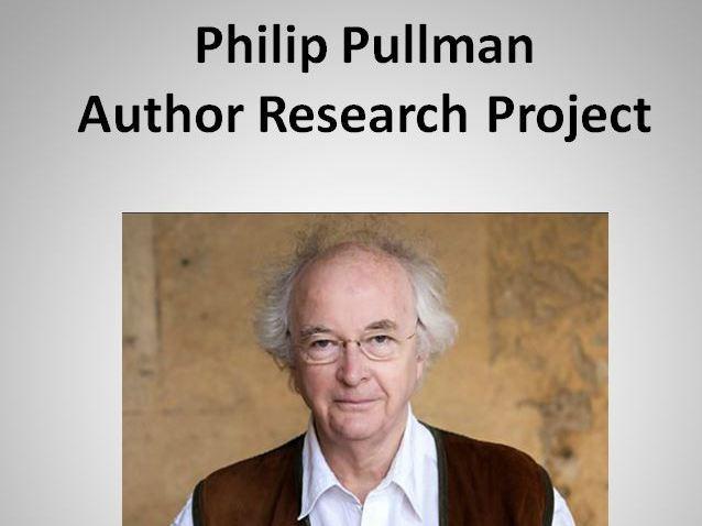 Philip Pullman Author Project