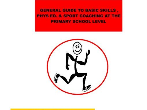 Basic Skills, Physical Education & Sport Coaching at the Primary Schools. Gr. 1-3 Bk1,2&3