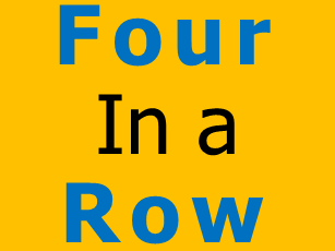 GCSE Maths - Four in a Row Games