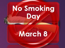PSHE: No Smoking Day 2017: March 8