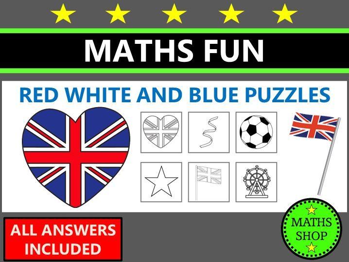 World Cup Football Fun Maths Logic Problems