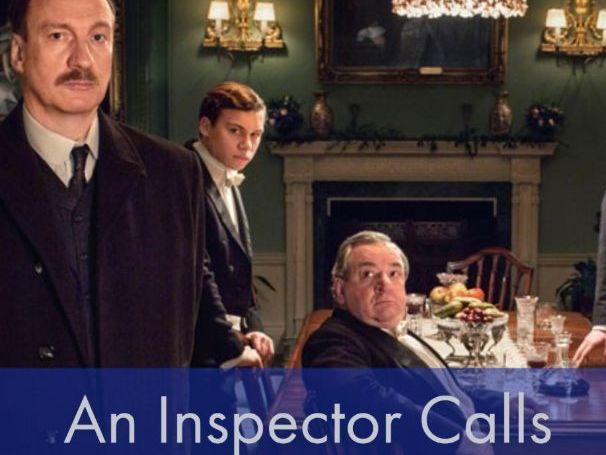 An Inspector Calls: Mr Birling's speeches