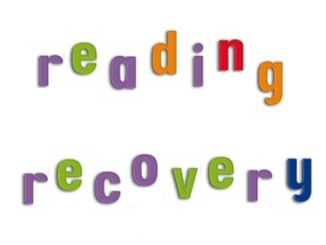 Reading Recovery (Every Child a Reader: Reading Rescue) KS1 (Y1/2)