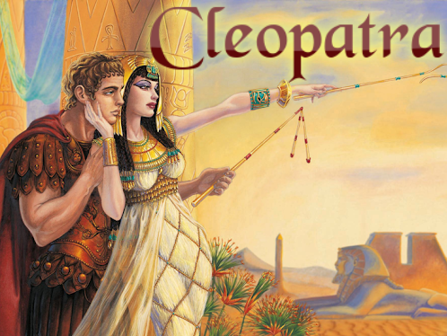 Cleopatra - The Age of the Egyptians Audio Series
