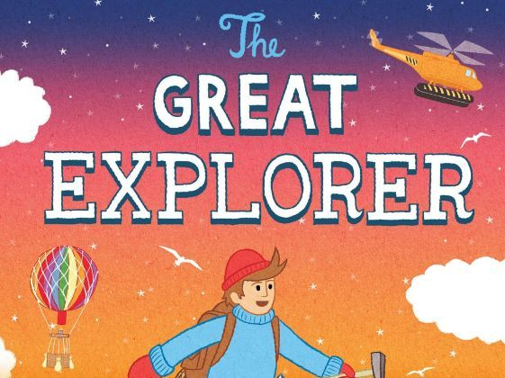 2 week unit of planning for descriptive writing based on The Great Explorer by Chris Judge