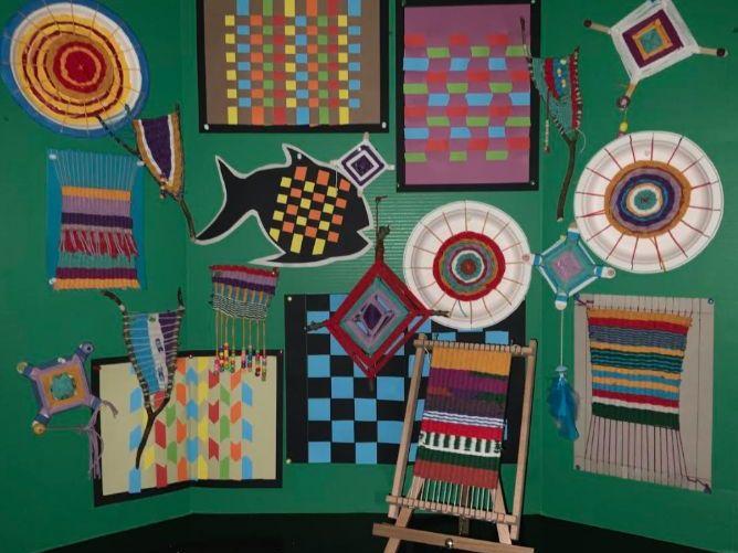 Art Academy - Weaving