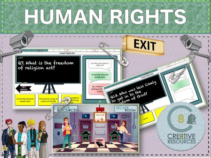 Human Rights - GCSE RE