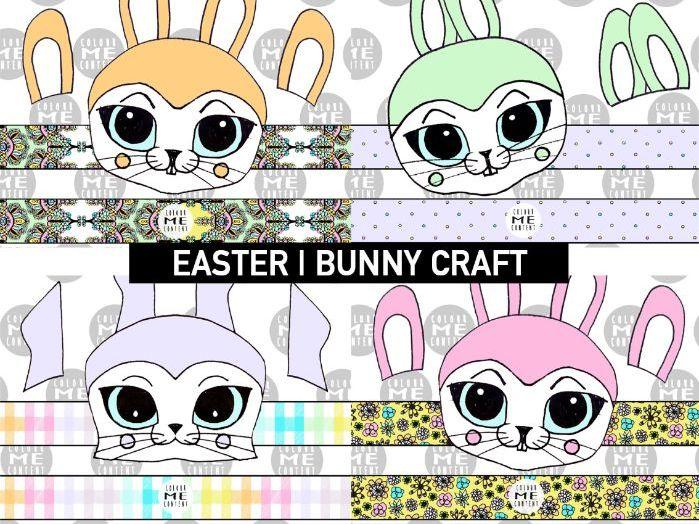EASTER | Bunny Ears HEADBAND - Craft