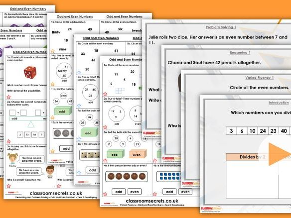 Year 1/2 Mixed Age Spring Block 1 Step 23 Lesson Pack