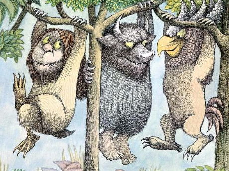 Where the Wild Things Are (Talk 4 Writing Oral Retelling) Story Map