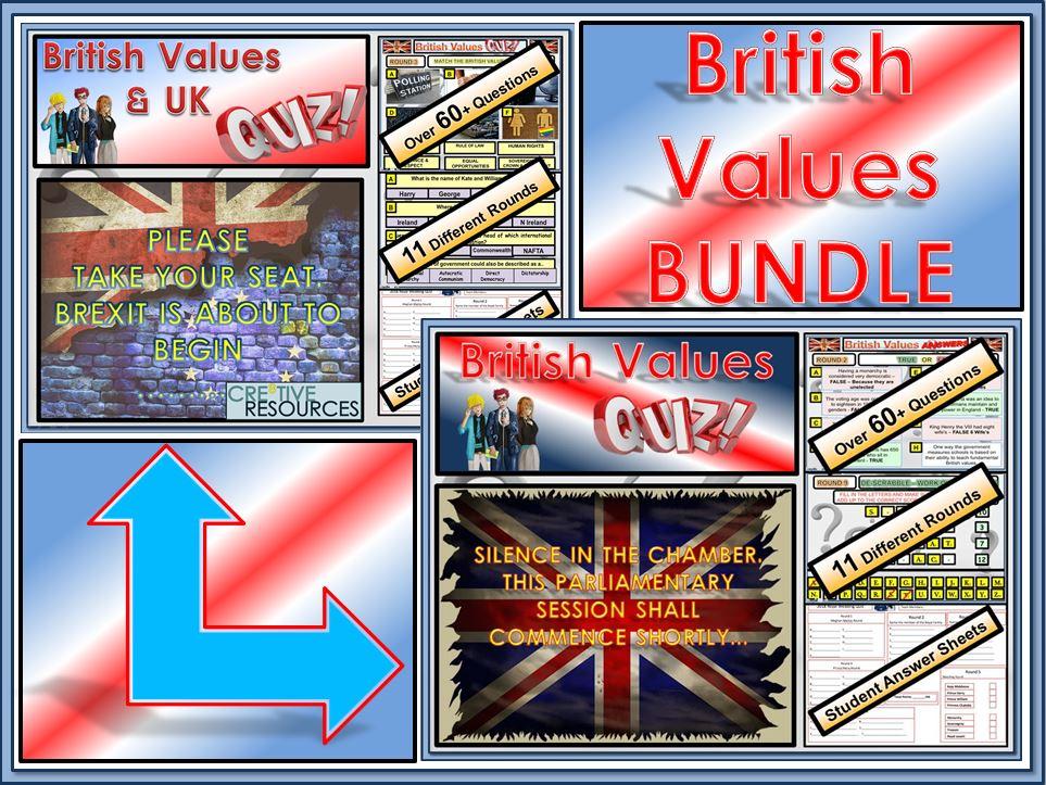 British Values Bundle