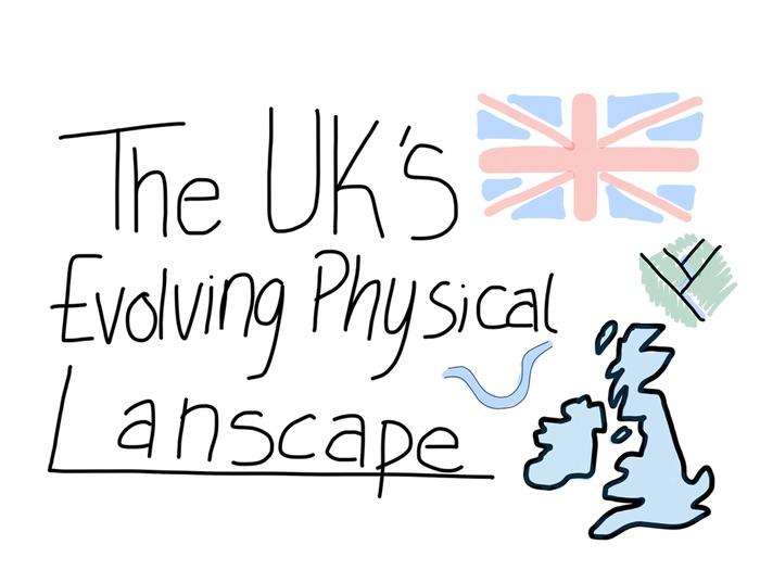 UK's Evolving Physical Landscape Revision