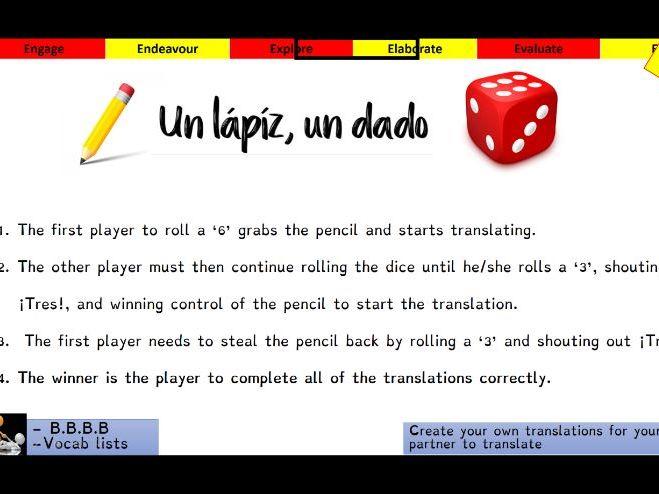 Viva GCSE - Module 5 - Destino Arequipa - Lesson 2