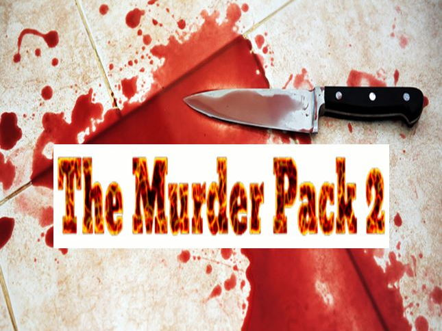 The Murder Resource Pack 2